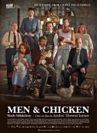 Affiche du film Men & Chicken