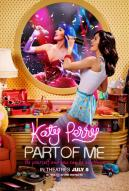 Affiche du film Katy Perry - The movie : Part Of Me