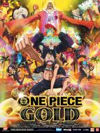 Affiche du film One Piece Gold