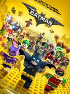 Affiche du film LEGO Batman : Le film