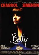Affiche du film Betty
