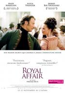 Affiche du film Royal Affair