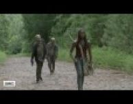 The Walking Dead (Série) - Saison 7 extrait Michonne on the road