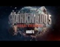 Bandes-annonces du film Sharknado 5 - Sharknado 5 : Global Swarming - teaser