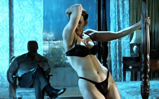 Right jamie lee curtis strip tease well