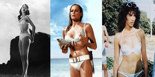 Films de bikini plantureuse