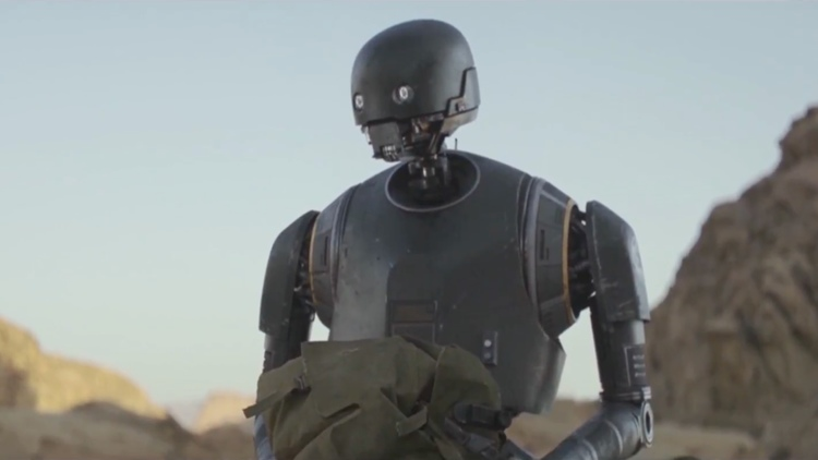 K 2SO Rogue One Star Wars