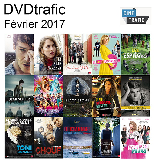 Image Selection DVDtrafic