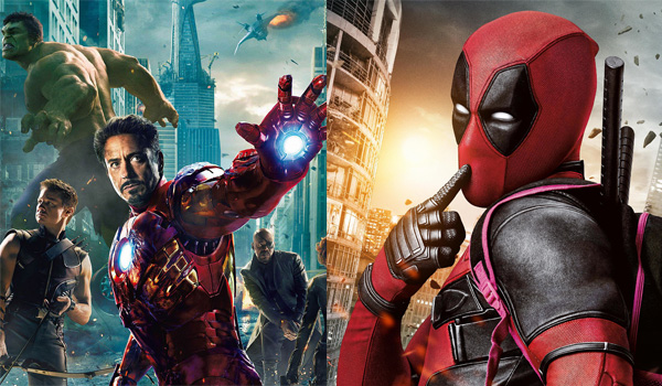 Film Clash Avengers Deadpool