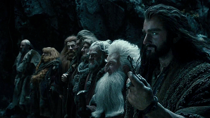 Galerie (Les nains images) The-Hobbit-The-Desolation-of-Smaug-Dwarves