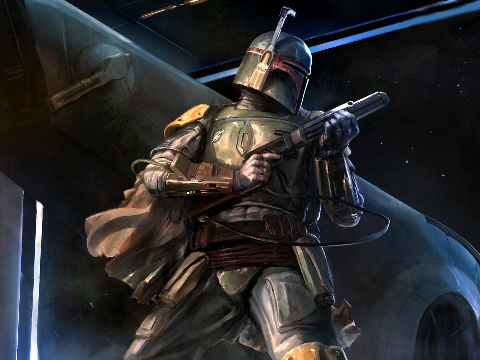 Star WarsBoba Fett Wallpaper by TheRenegade on DeviantArt